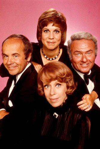 The Carol Burnett Show Cast Poster