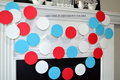 (Dr. Seuss Cat in the Hat Baby Shower Banner Party Backdrop Decoration)