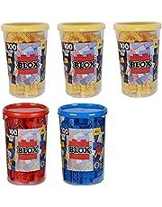 Zestaw 5 słoików Simba Blox