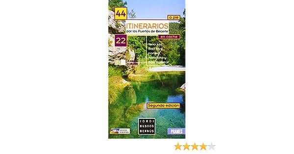 Itinerarios Por Puertos De Beceite Deportes De Montaña: Amazon.es ...