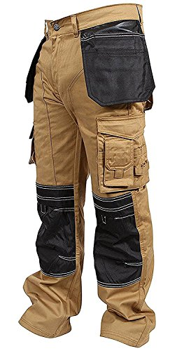 Newfacelook Trousers Working Cordura Pockets