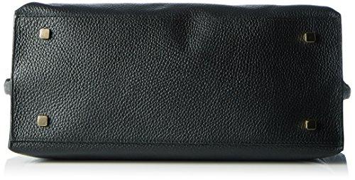 Damen Pollini Black H x Bag B x 26x42x14 cm Schwarz Schultertaschen T SC4549PP02SF0000 Pollini ftqwqg