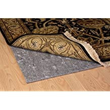 Grip-It Duo Lock Premium Cushioned Dual Purpose Non-Slip Pad for Rugs on Hard Surface or Carpeted Floors, 2 by 4-Feet