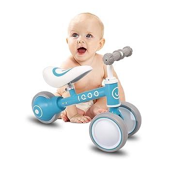 Amazon.com: JOYSTAR Bicicleta de equilibrio para bebés de 10 ...