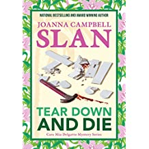 Tear Down and Die (Cara Mia Delgatto Mystery Series Book 1)