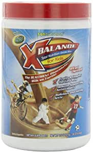 X Balance Total Nutrition Drink Mix for Kids, 30 Servings, 9.5-Ounce Canister