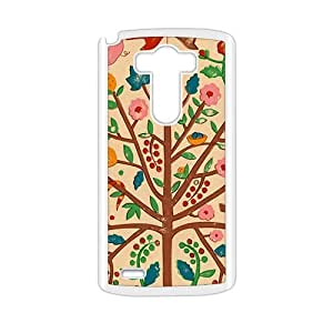 Cartoon tree painting fashion phone case for LG G3