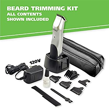Wahl Clipper Groomsman Cordcordless Beard Trimmers For Men, Hair Clippers & Shavers, Rechargeable Men's Grooming Kit, Gifts For Husband Boyfriend, By The Brand Used By Professionals # 9918-6171 10