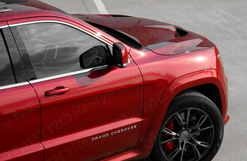 3M 1080 G203 GLOSS RED METALLIC 3in x 5in (SAMPLE SIZE) Car Wrap Vinyl Film by 3M (Image #4)
