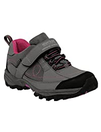 Regatta Great Outdoors Childrens/Youths Girls Trailspace Low Junior Hiking Shoes