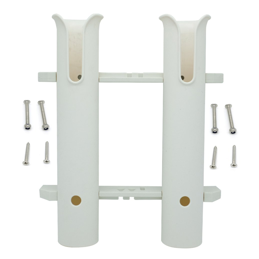 Wall Mounted Fishing Rod Holders Tubes Links Fishing Rod Holder Rack Rests
