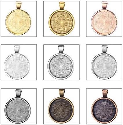 Mogist 6/mm Six Couleurs m/élang/ées ouvert Bague anneau Bague de raccordement pour DIY Bijoux fait main Collier Bracelet Bague Bijoux
