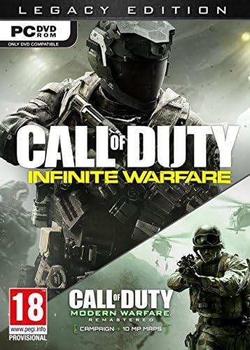 Call Of Duty: Infinite Warfare - Legacy Edition: Amazon.es ...