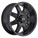 Ultra Wheel 225SB Phantom Satin Black Wheel (16x8