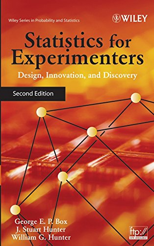 Statistics for Experimenters: Design, Innovation, and Discovery, 2nd Edition -