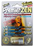 - 51SMnYieclL - PremierZen Platinum 5000 Sexual Performance Enhancer [Bundle 6 Pills + 'Double Outlet' Gift]