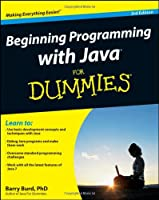 Beginning Programming with Java For Dummies, 3rd Edition Front Cover