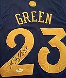 Draymond Green GSW Signed Christmas Swingman Jersey JSA WP Certified Autographed NBA Jersey