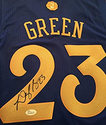 0bb023db620 Amazon.com   Draymond Green GSW Signed Christmas Swingman Jersey JSA WP  Certified Autographed NBA Jersey   Sports   Outdoors