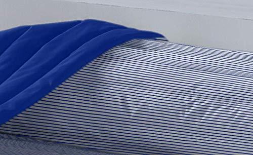 lucena cantos Colcha, Azul, Cama 105, 200x270 cm