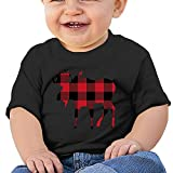 Buffalo Plaid Moose Lumberjack