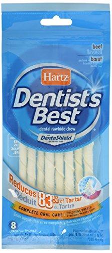 Hartz 10441 Dental Best Twists, 8