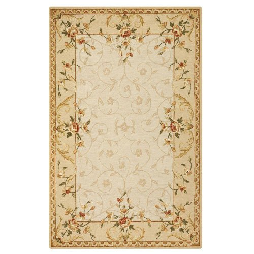 Melody Area Rug  53 X83   Beige