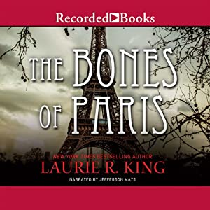 The Bones of Paris Hörbuch