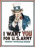 world war 2 propaganda posters - Uncle Sam says