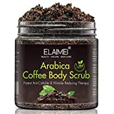 Coffee Body Scrub, Cellulite removal cream,Anti cellulite arm thigh abs tight and firming, Moisturizing and whitening Body Exfoliator,face and lip scrub. (Whole Bag) review
