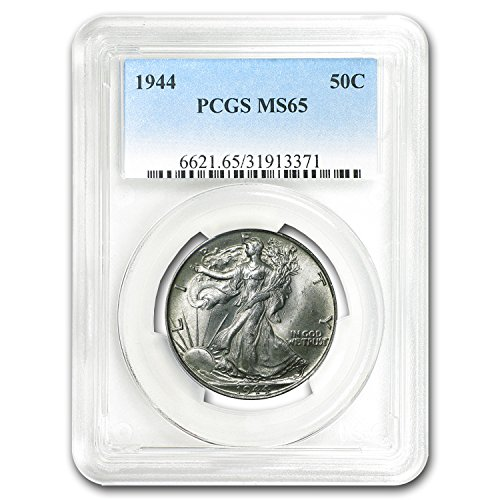 1944 Walking Liberty Half Dollar MS-65 PCGS Half Dollar MS-65 PCGS