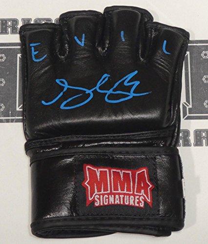 Jessica Evil Eye Signed MMA Glove BAS Beckett COA UFC Autograph 166 170 180 203 - Beckett Authentication