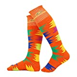 Panda Superstore ORANGE Hiking Socks Thicken Cotton Skiing Socks For Ladies, 4.5-8.5 Yards