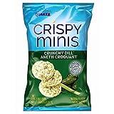 Quaker Crispy Minis Crunchy Dill (Pack of 12)