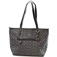 COACH Womens Signature Taylor Tote