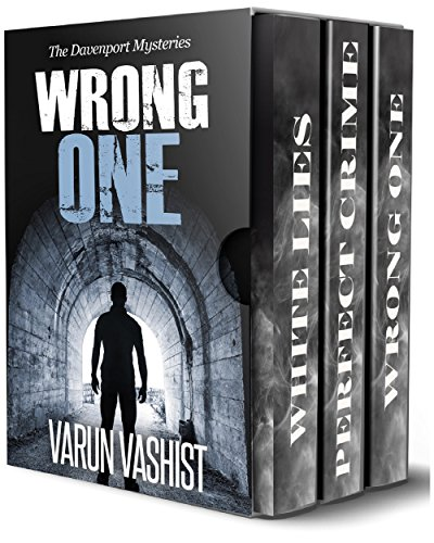 Box Sets : Mystery Crime Thriller (White Lies, Perfect Crime & Wrong one)