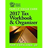 Family Child Care 2017 Tax Workbook & Organizer