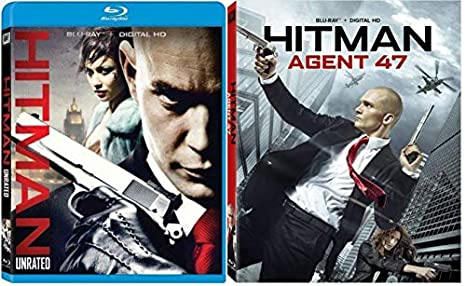Amazon Com Hitman Unrated Hitman Agent 47 Blu Ray