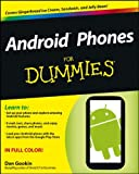 Android Phones for Dummies, Dan Gookin, 1118169522