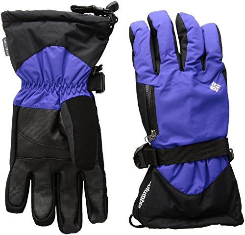 Columbia Women's Bugaboo Interchange Gloves, Clematis Blue, Large