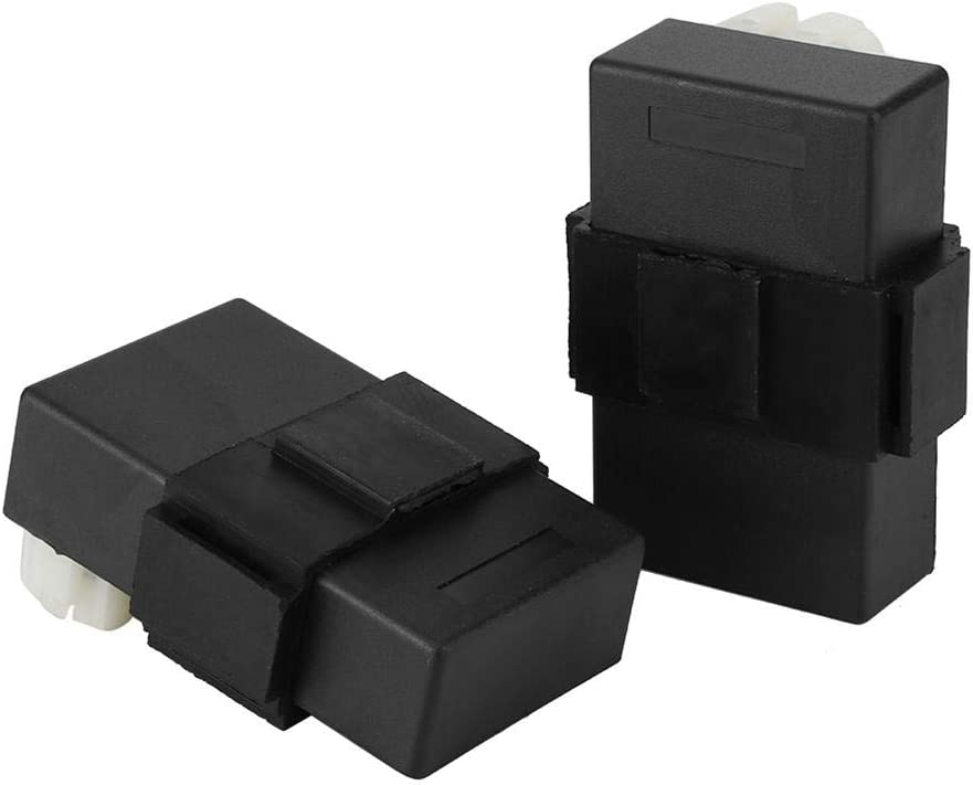 KIMISS CDI Allumeur Module CDI Double Allumeur pour XL 600 V Transalp MS8 1989-1996