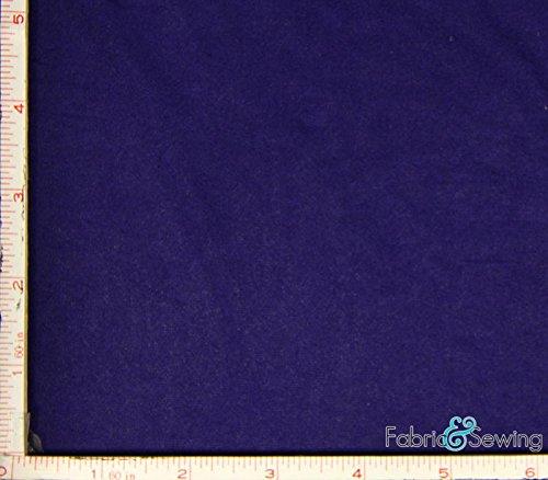 (Purple Stretch Knit Jersey Fabric 4 Way Stretch Rayon Spandex 8 Oz 58-60