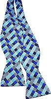 Mara By Countess Mara Mens Mosaic neck bow Tie