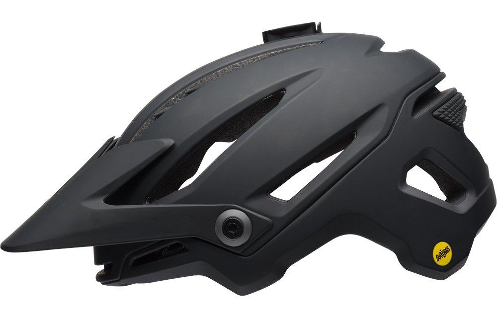 BELL(ベル) ヘルメット シクサー ミップス マットブラック Mサイズ 2019年継続モデル   B0795L3DD8