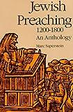 Jewish Preaching, 1200-1800, Marc Saperstein, 0300052634