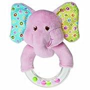 Mary Meyer Ella Bella 5  Elephant Rattle