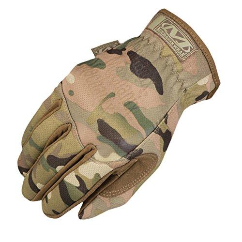 添加二十限定(メカニクス ウェアー)MECHANIX WEAR FASTFIT Glove (ファーストフィットグローブ) MFF XL MULTICAM(マルチカム)