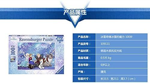 Magie de Glace La Reine des Neiges 10911 1 100 Pi/èces Puzzle Ravensburger