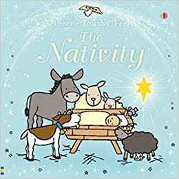 Usborne Touch & Feel Nativity