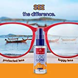 Anti-Fog Spray for Non - Anti Reflective Lenses